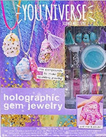 You*Niverse Holographic gem jewlery