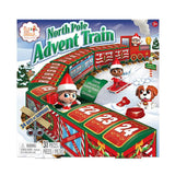 North Pole Advent Train
