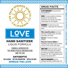 Load image into Gallery viewer, Hand Sanitizer (4 ounce size/mist sprayer)