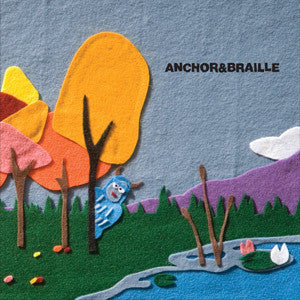 "Anchor & Braille ""s/t"" 7"""