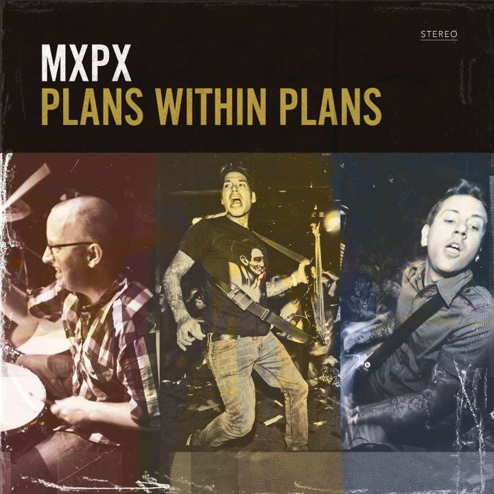 "MxPx ""Plans Within Plans"" LP"