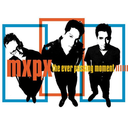 "MxPx ""The Ever Passing Moment"" CD"