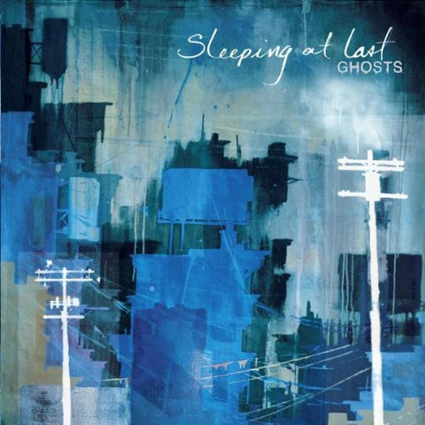 "Sleeping At Last ""Ghosts"" CD (USED)"