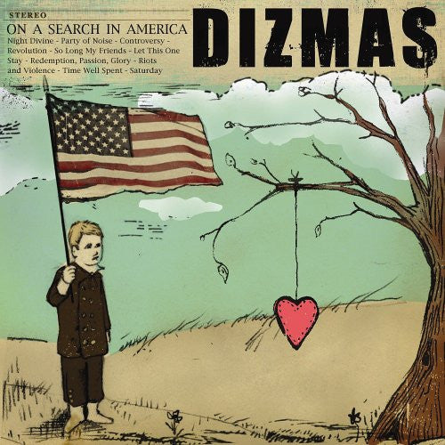 "Dizmas ""On A Search In America"" CD (USED)"