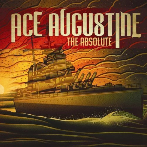 "Ace Augustine ""The Absolute"" CD"
