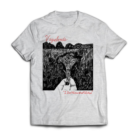 "Vagabonds ""I Don't Know What To Do Now"" Album Shirt"