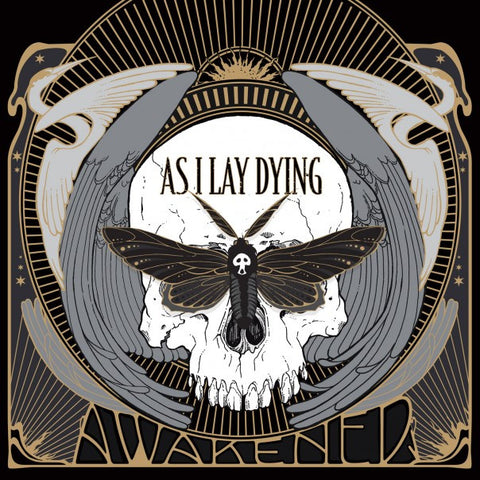 "As I Lay Dying ""Awakened"" CD/DVD"