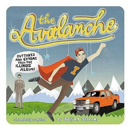 "Sufjan Stevens ""The Avalanche"" CD"