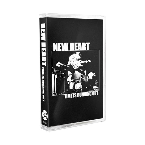"New Heart ""Time Is Running Out"" Tape"