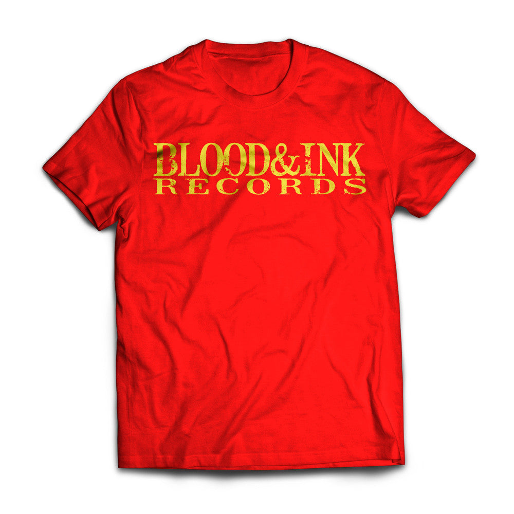 "Blood & Ink Records ""Logo"" Shirt"