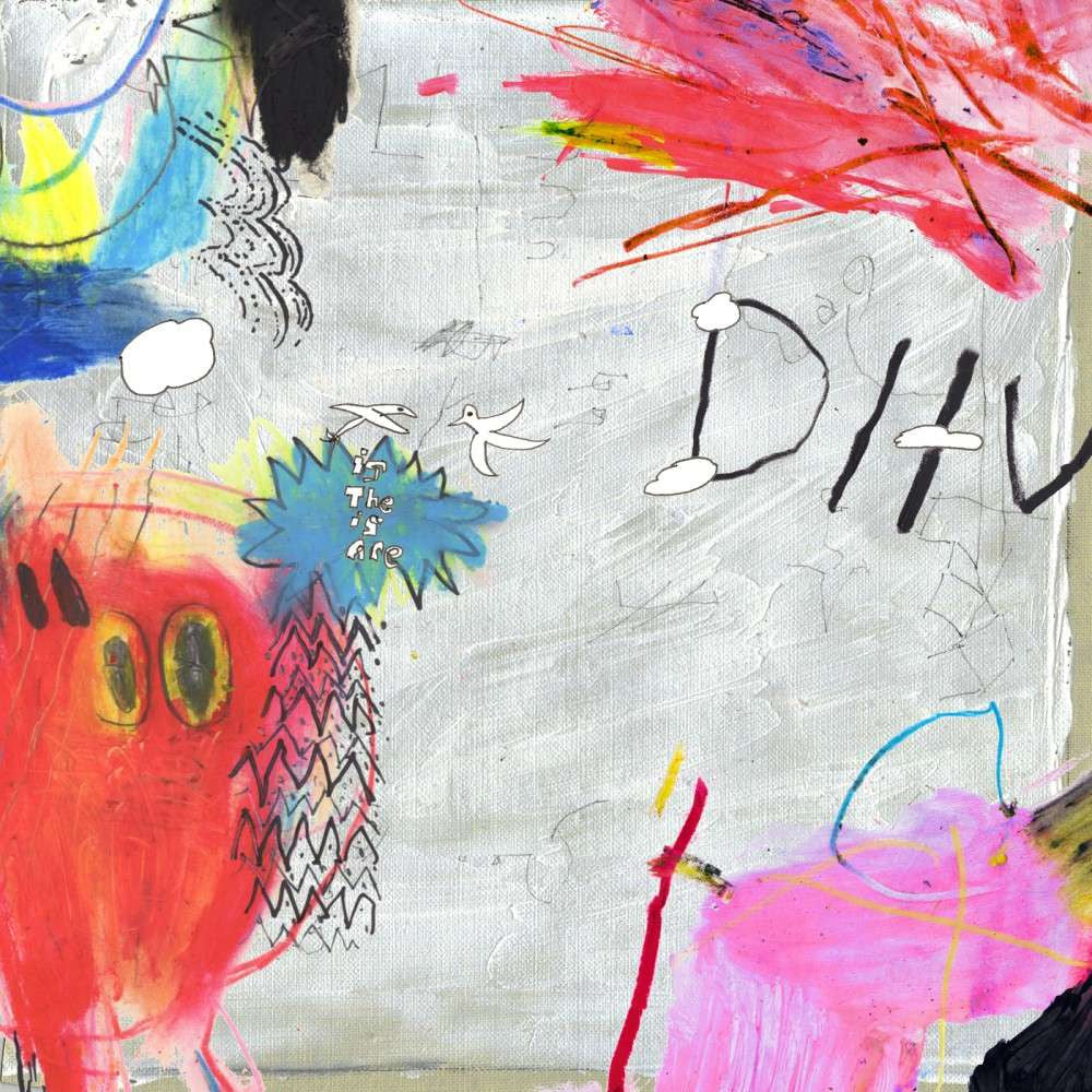 "DIIV ""Is the Is Are"" 2xLP"