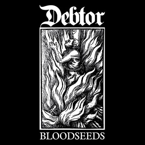 "Debtor ""Bloodseeds"" CD"