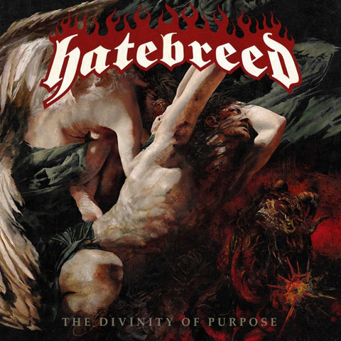 "Hatebreed ""The Divinity of Purpose"" LP"