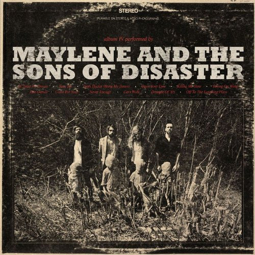 "Maylene And The Sons Of Disaster ""IV"" CD"
