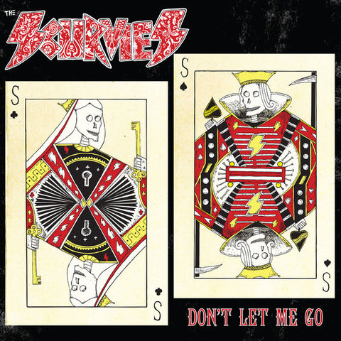"The Scurvies ""Don't Let Me Go"" LP"