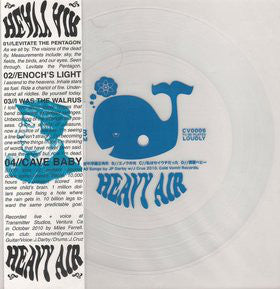 "Heavy Air ‎""Levitate The Pentagon"" Flexi-disc"