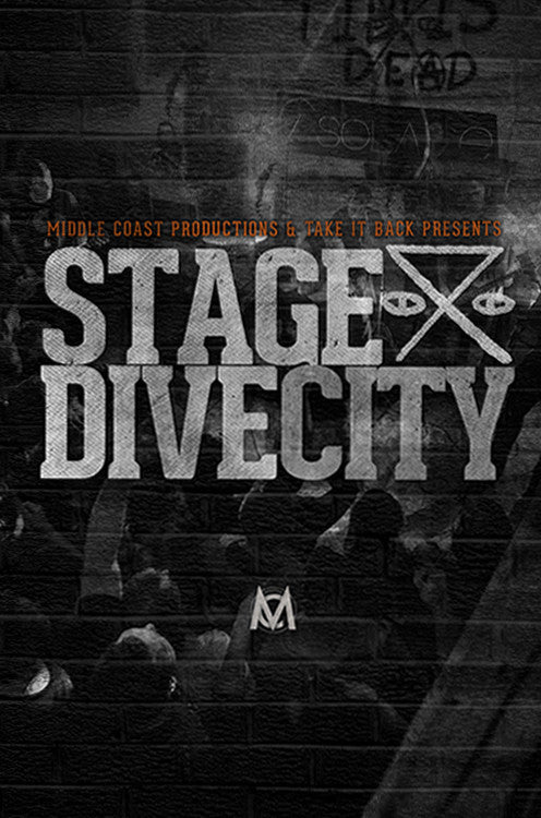 "Take It Back ""Stage Dive City"" DVD"
