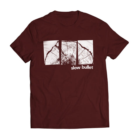 "Slow Bullet ""Tree Ring"" Shirt"