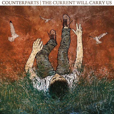 "Counterparts ""The Current Will Carry Us"" LP"