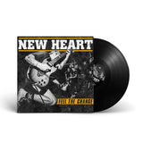 "New Heart ""Feel The Change"" LP"