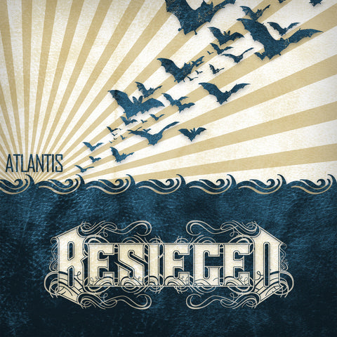 "Besieged ""Atlantis"" CD"