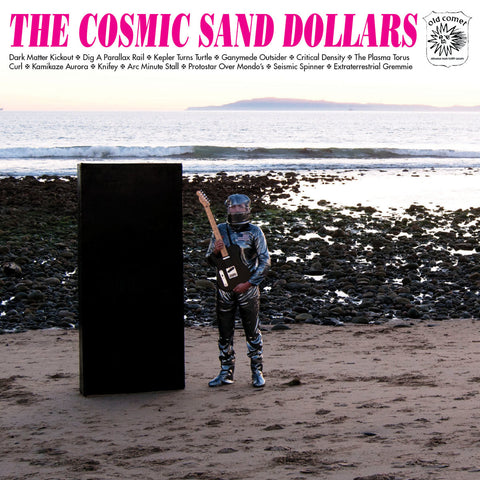 "The Cosmic Sand Dollars ""Let's Go Critical Density"" CD"