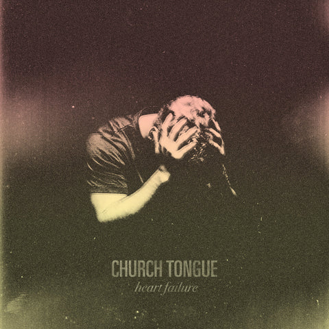 "Church Tongue ""Heart Failure"" CD"
