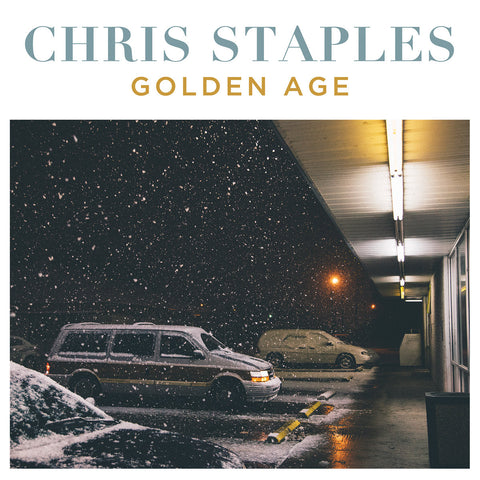 "Chris Staples ""Golden Age"" LP"