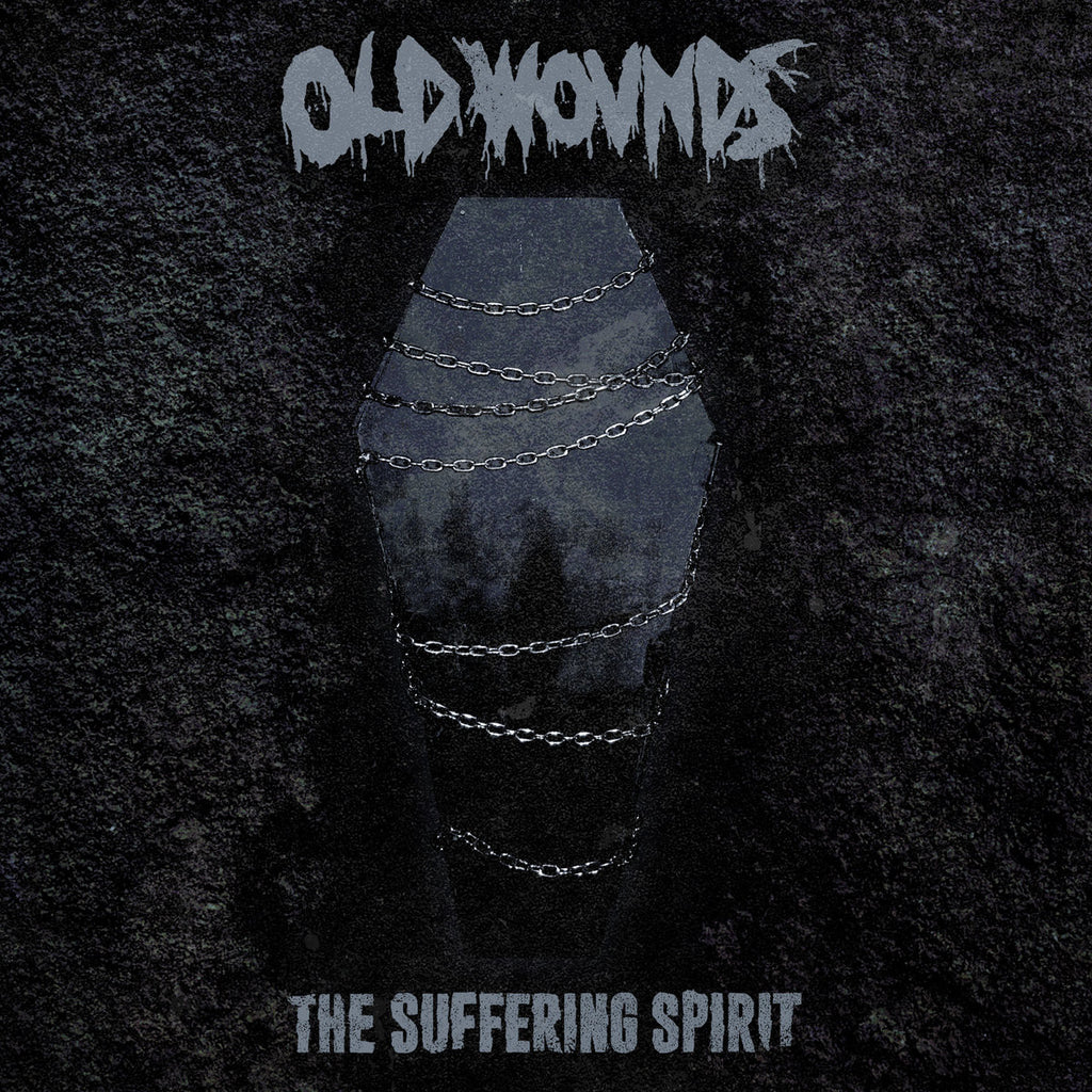 "Old Wounds ""The Suffering Spirit"" LP"