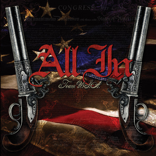 "All In ""Team U.S.A."" CD"