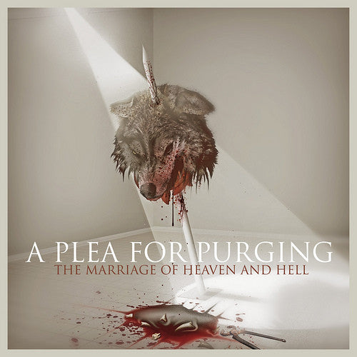 "A Plea For Purging ""The Marriage of..."" CD"