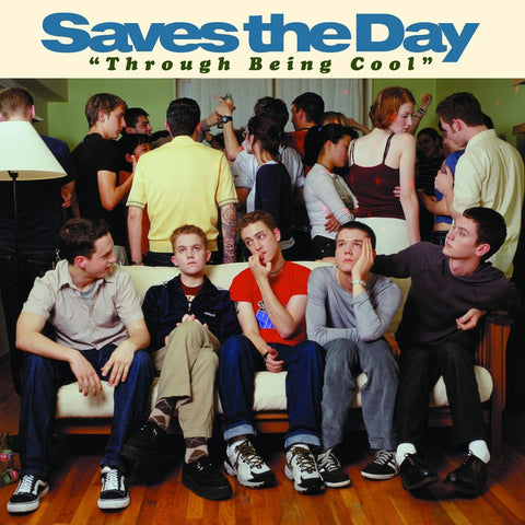 "Saves the Day ""Through Being Cool"" LP (Reissue)"