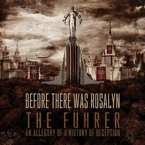 "Before There Was Rosalyn ""The Fuhrer"" CD"