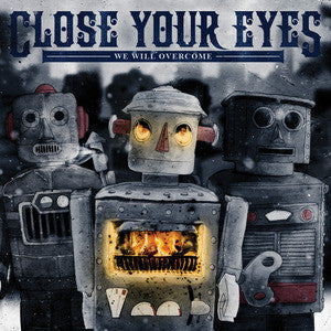 "Close Your Eyes ""We Will Overcome"" CD"