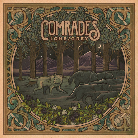 "Comrades ""Lone / Grey"" LP"