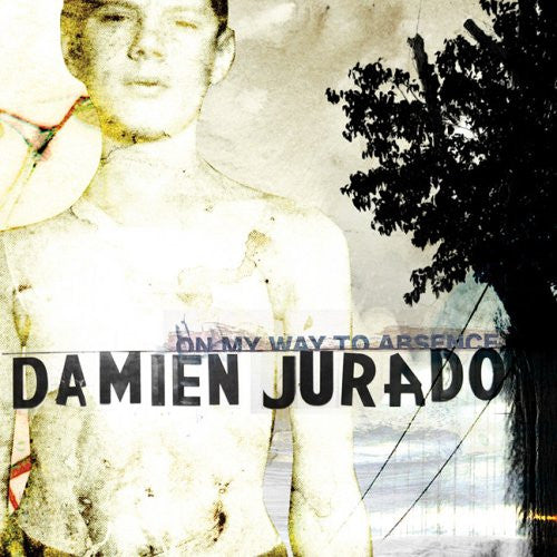 "Damien Jurado ""On My Way To Absence"" CD"