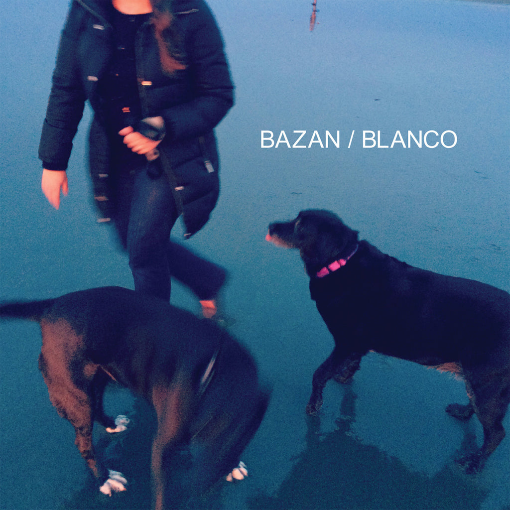 "David Bazan ""Blanco"" LP"