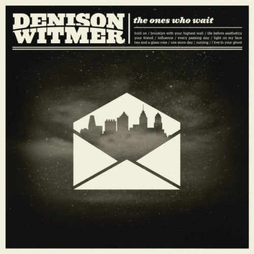 "Denison Whitmer ""The Ones Who Wait"" CD"