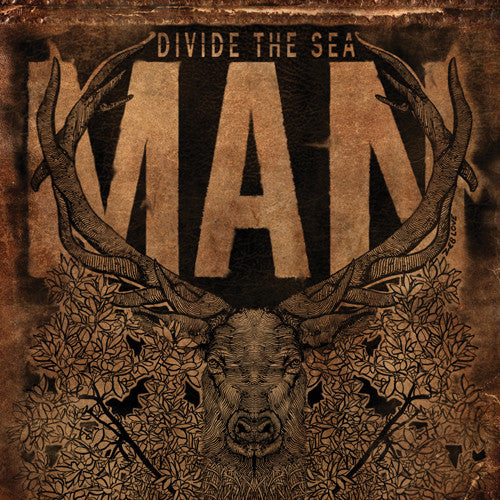 "Divide The Sea ""Man"" CD"