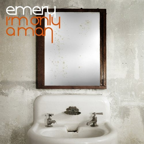 "Emery ""I'm Only A Man"" CD"