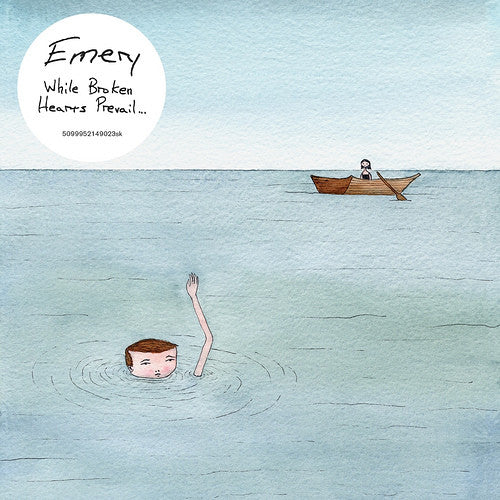 "Emery ""While Broken Hearts Prevail"" CD"