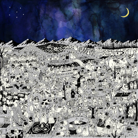 "Father John Misty ""Pure Comedy"" LP"