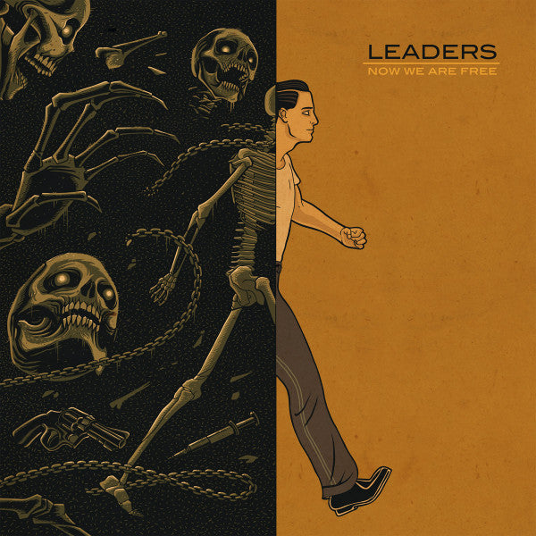 "Leaders ""Now We Are Free"" Cd"