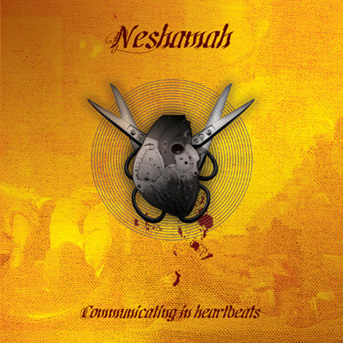 "Neshamah ""Communicating In Heartbeats"" CD"