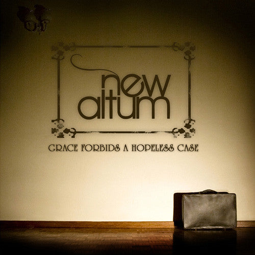 "New Altum ""Grace Forbids A Hopeless Case"" CD"