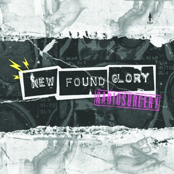 "New Found Glory ""Radiosurgery"" 7"""