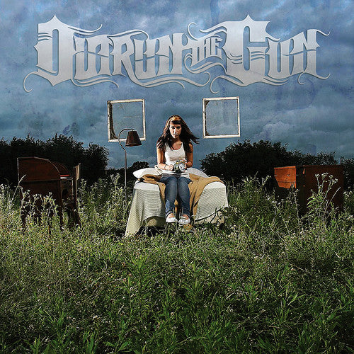 "Outrun The Gun ""Rooms"" CD"
