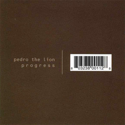 "Pedro The Lion ""Progress"" CDEP"