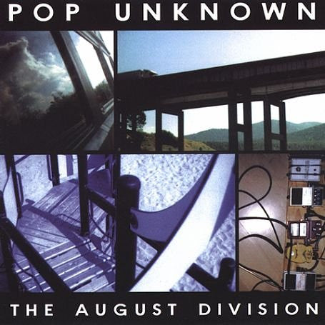 "Pop Unknown ""The August Division"" CD"