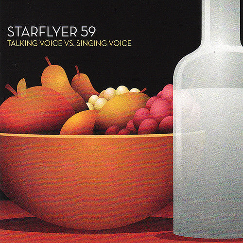 "Starflyer 59 ""Talking Voice Vs. Singing Voice"" CD"